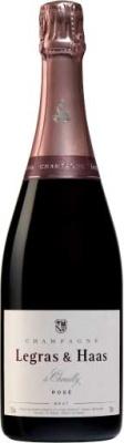 Legras & Haas - Champagne Rose Brut