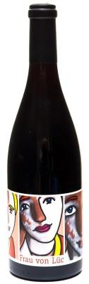 Alte Grafschaft - FRAU VON LÜC KAFFELSTEIN Spätburgunder R trocken Deutscher Qualitätswein Franken 2013