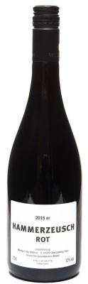 Weingut Willems - HAMMERZEUSCH ROT Deutscher Qualitätswein 2018