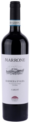 Marrone - Barbera D´Alba CARLOT DOC 2018