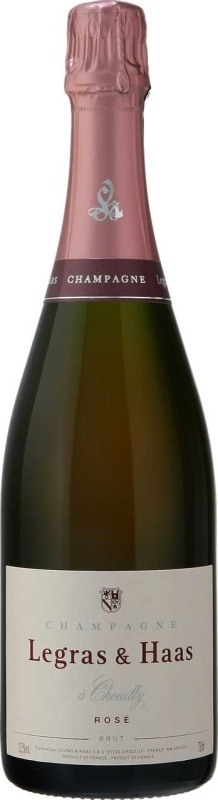 Legras & Haas - Champagner Tradition Rose Brut