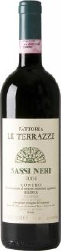 Faszination Wein - Fattoria Le Terrazze - Rosso Conero Riserva Sassi ...
